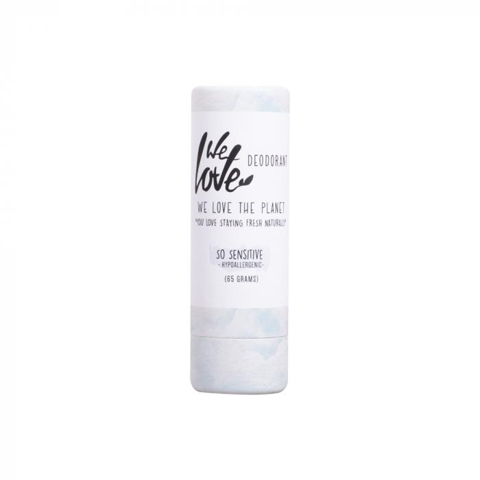 Deodorant natural stick - So Sensitive 65 g 0