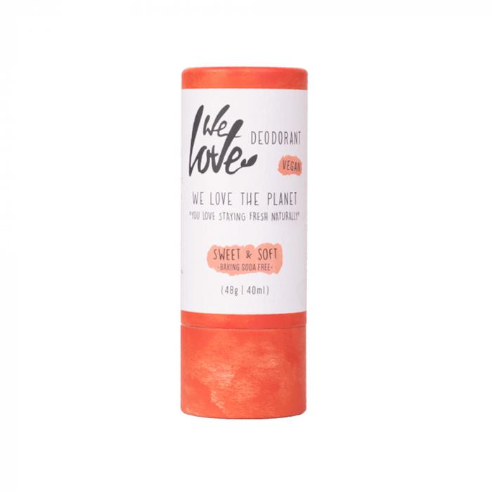 Deodorant natural stick - Sweet Soft 48 g 0