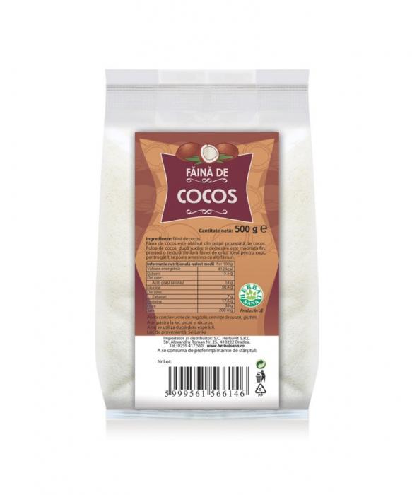 Faina din cocos 500g [0]