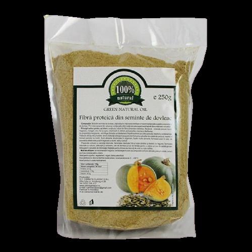Fibra proteica din seminte de dovleac 250 g [0]