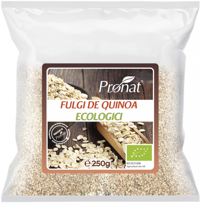 Fulgi de quinoa ECO 250 g [0]