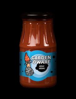 Ketchup indulcit cu curmale - Garden Dwarf 500 g 0