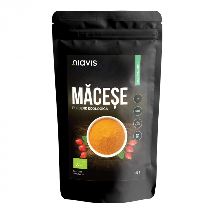 Macese pudra ECO 125 g 0