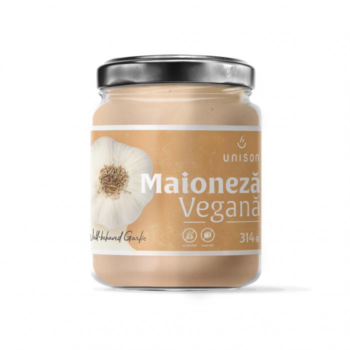 Maioneza cu usturoi vegana 280 g [0]