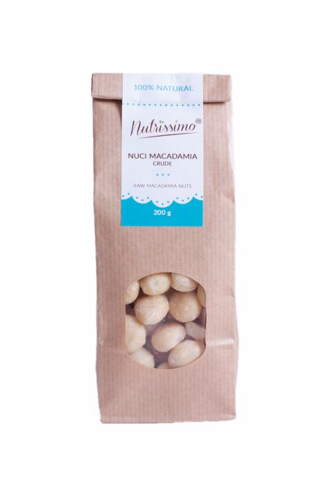 Nuci Macadamia 200g 0