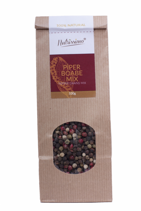 Piper boabe mix 100g 0