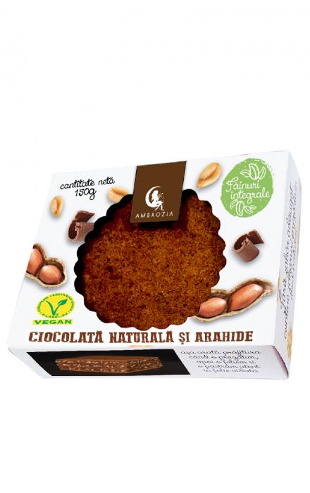 Prajitura cu ciocolata si arahide 150 g [0]