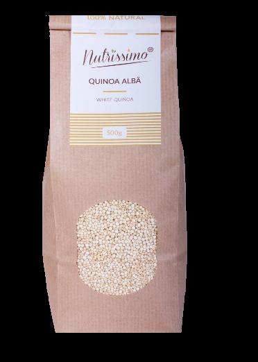 Quinoa alba 500 g [0]