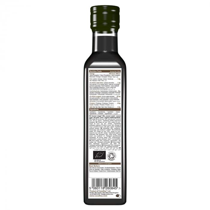 Sos coconut amino ECO 250 ml [1]