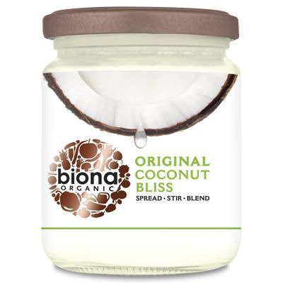 Unt de cocos tartinabil Coconut Bliss ECO 250g 0