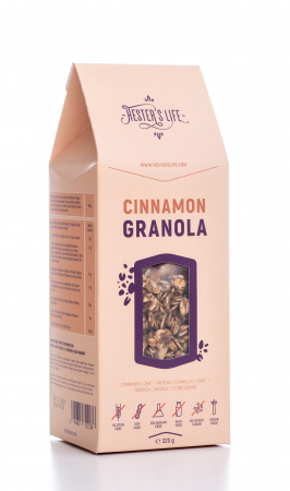Cinnamon Granola 320 g [0]