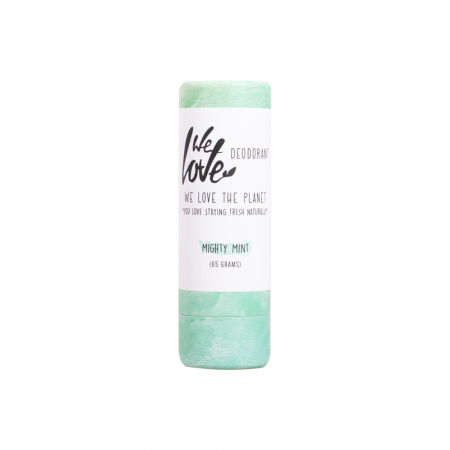 Deodorant natural stick - Mighty Mint 65g0