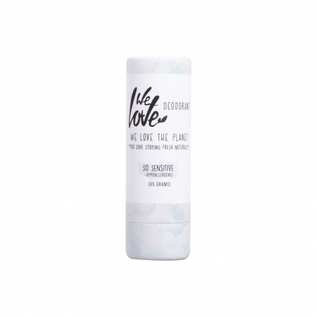 Deodorant natural stick - So Sensitive 65 g [0]