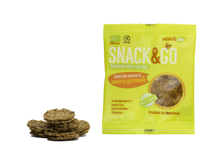 Snack & Go Savoury Hot Italian ECO 0