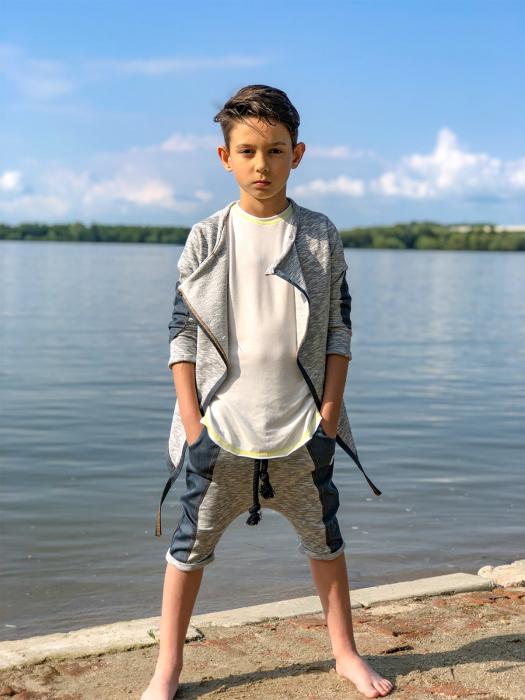 compleu baieti cu design unic JeansCo 0