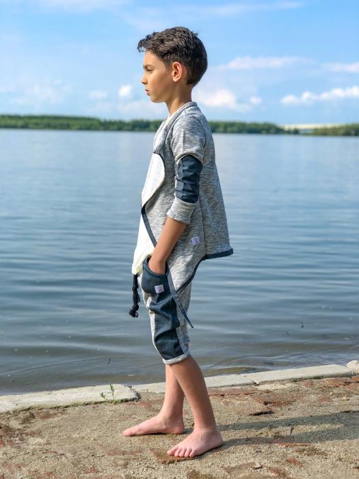 compleu baieti cu design unic JeansCo 1