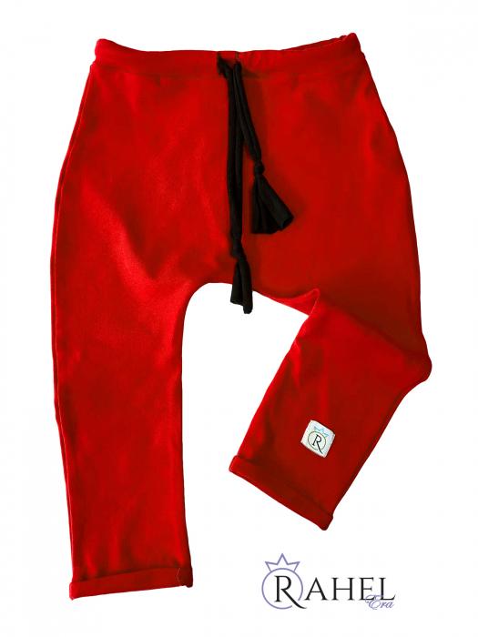 Pantaloni cu tur 1