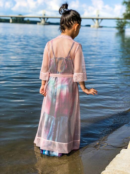 rochita  de plaja cu capod 3