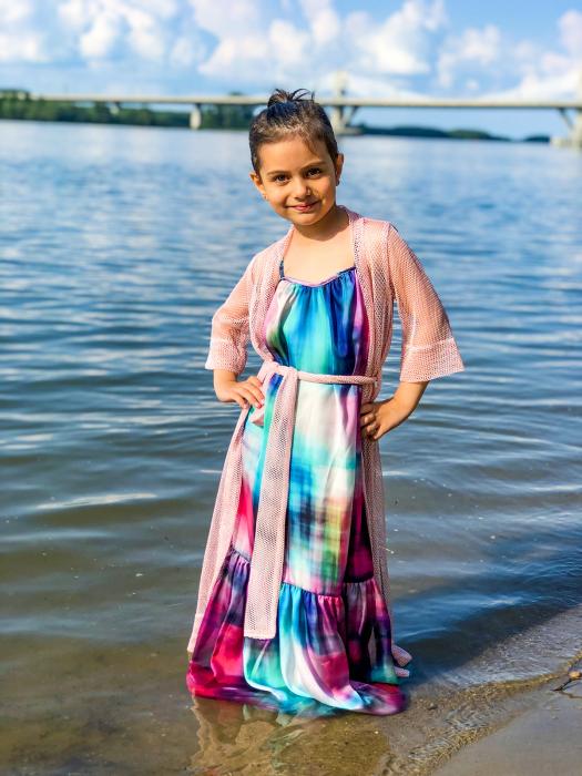 rochita  de plaja cu capod 0