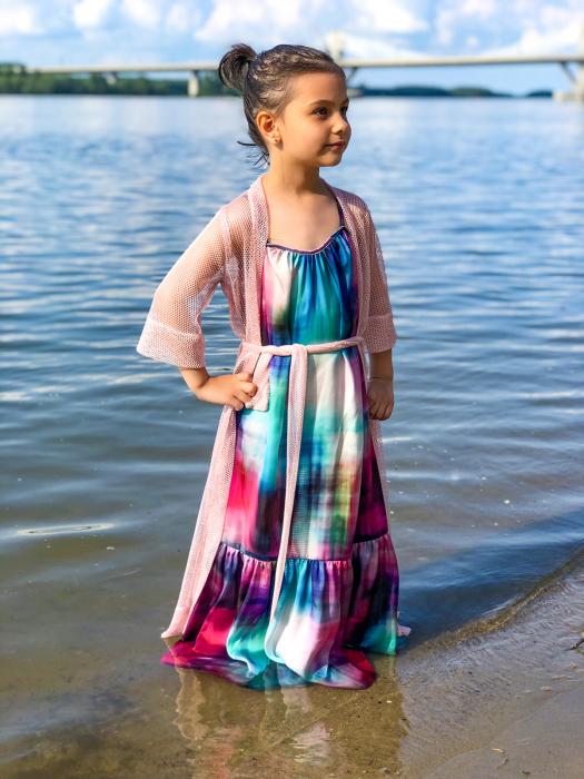 rochita  de plaja cu capod 2