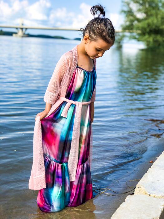 rochita  de plaja cu capod 4