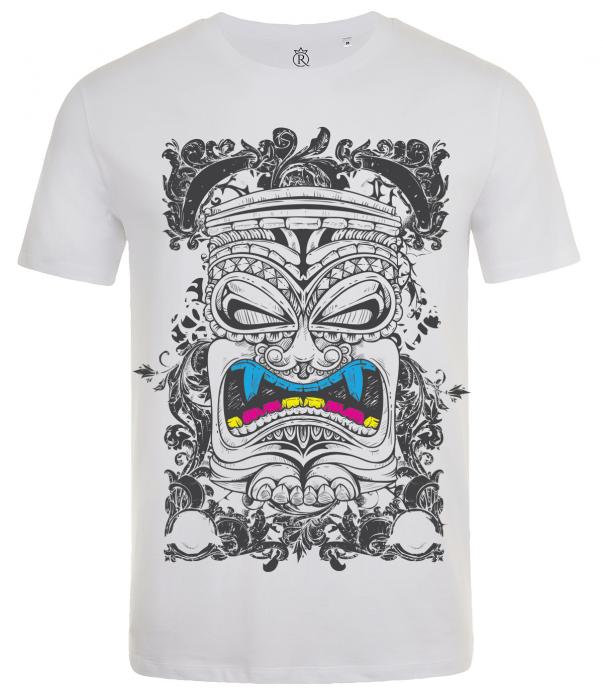tricou imprimat digital Zombie 0
