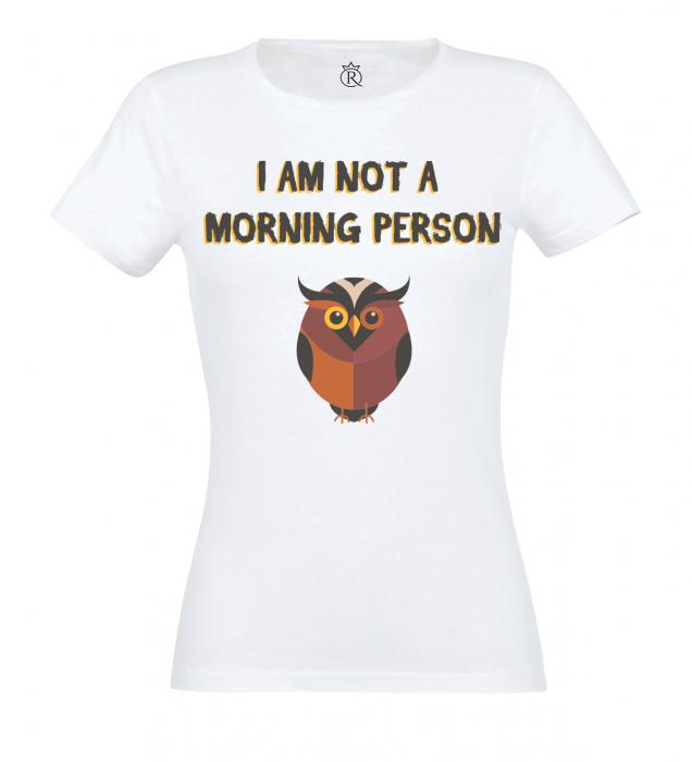 tricou imprimat digita Morninig 0