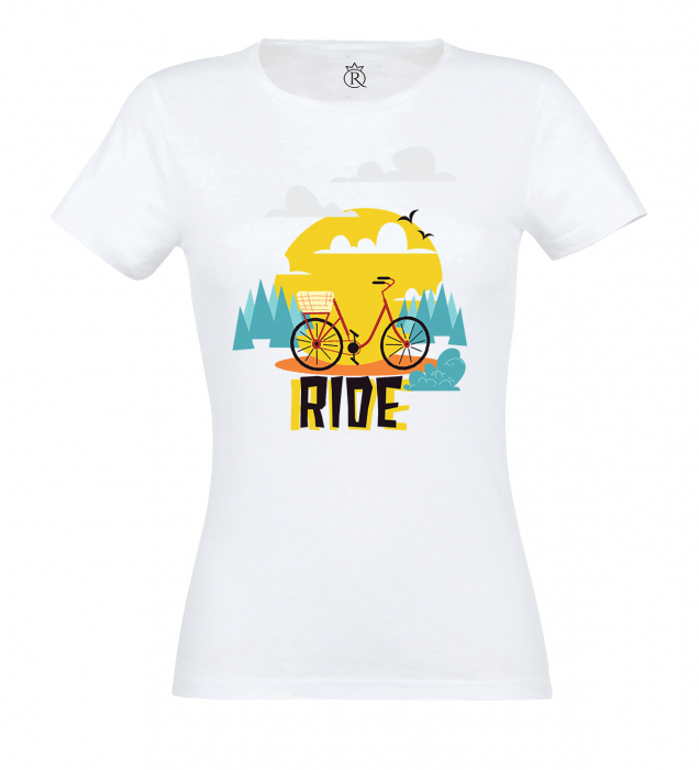 tricou imprimat digital Ride 1
