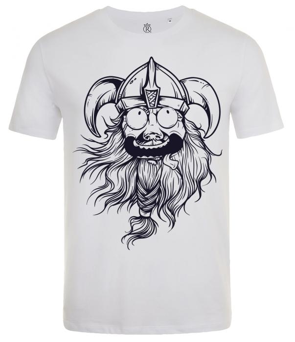 tricou imprimat digital  Funny Viking 0