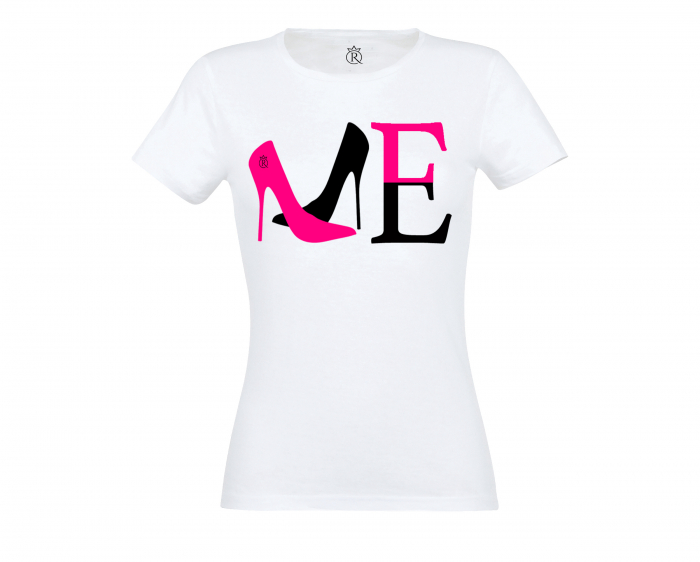 Tricou personalizabil femei model ME 0