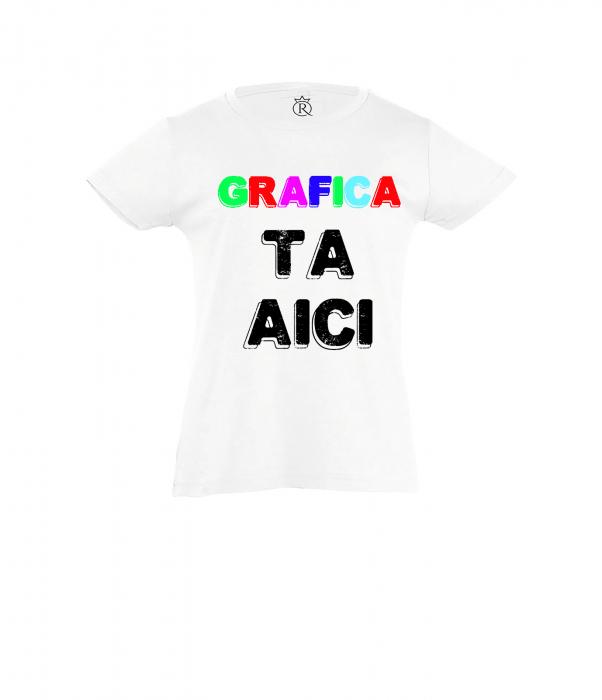 Tricou personalizabil copii 0