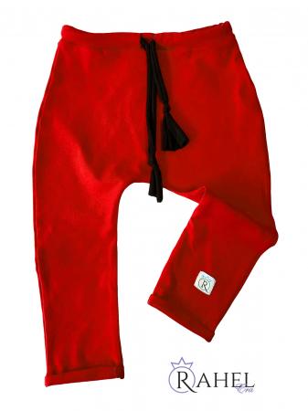 Pantaloni cu tur1