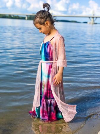 Rochita plaja multicolor Rahel1