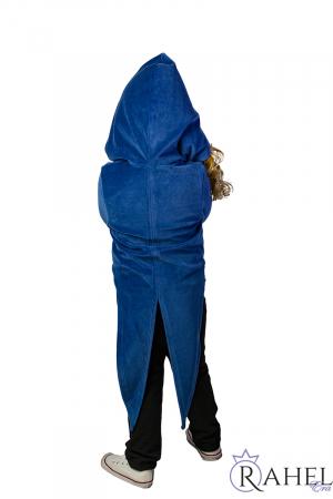 Sacou unisex Greieras albastru2