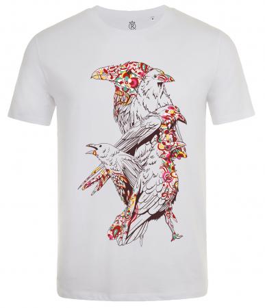 Tricou barbati BIRDS1