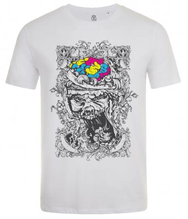 Tricou Imprimat digital Zombie1