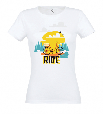 Tricou Imprimat digital Ride1