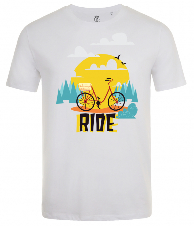Tricou Imprimat digital Ride0