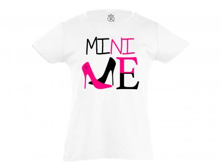 Tricou personalizat fetite,model Mini ME0