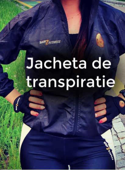 Jacheta Transpiratie