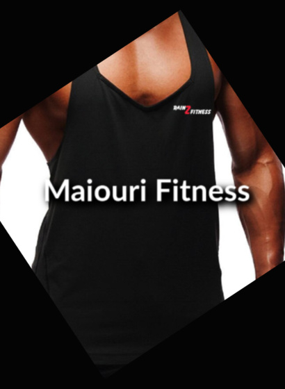 Maiouri Fitness Barbati
