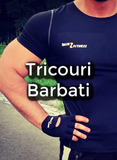 Tricouri Barbati