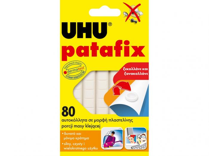 Pastile Dublu Adezive Patafix UHU 0