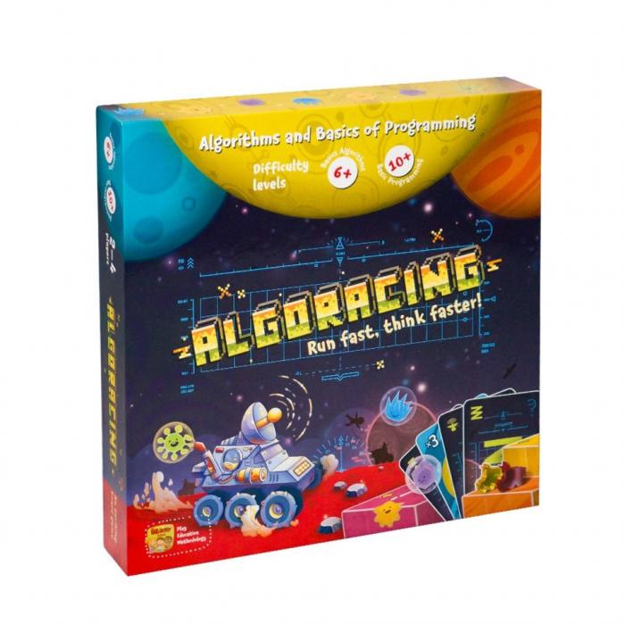 ALGORACING – Joc educativ Notiuni de Programare [0]