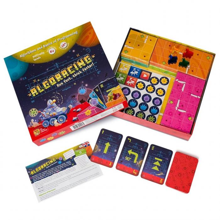 ALGORACING – Joc educativ Notiuni de Programare [1]