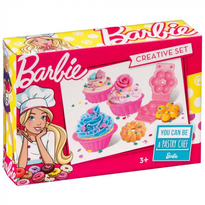 Barbie Set Briose 0