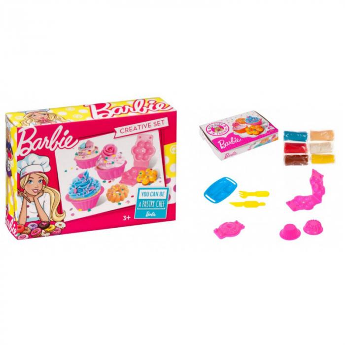 Barbie Set Briose 1