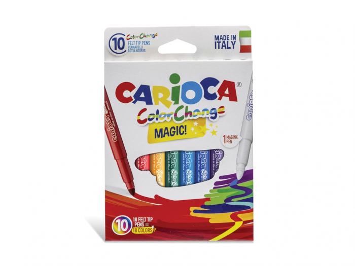 Carioca Color Change 10/set 0