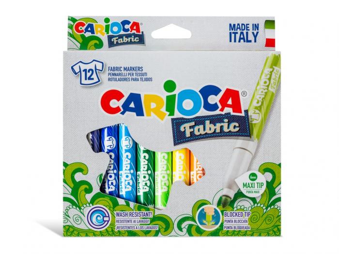 Carioca Fabric 12/Set 0