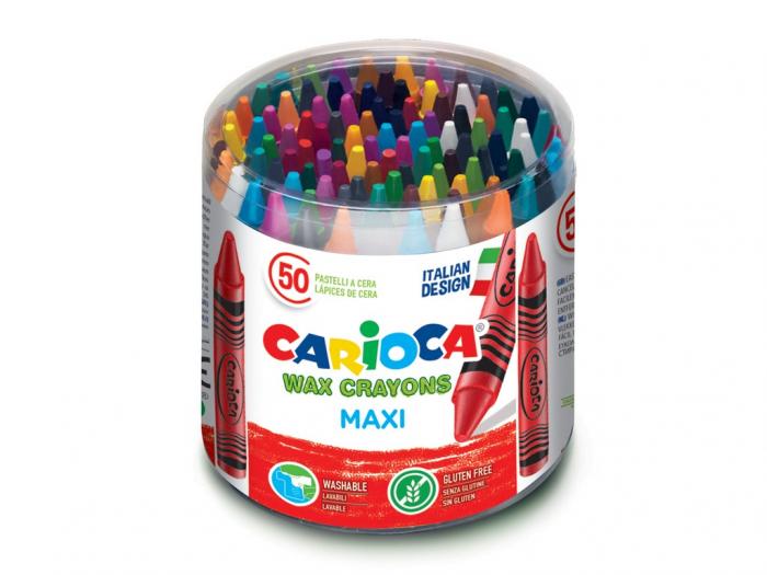 Creioane Cerate Maxi 50/Set 0
